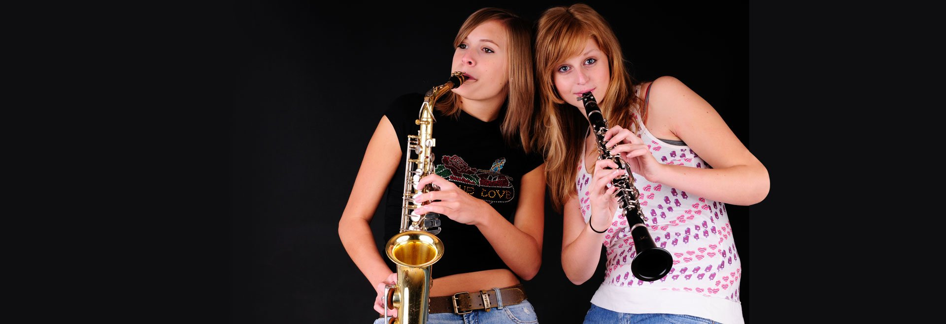 Girls on Trumpets